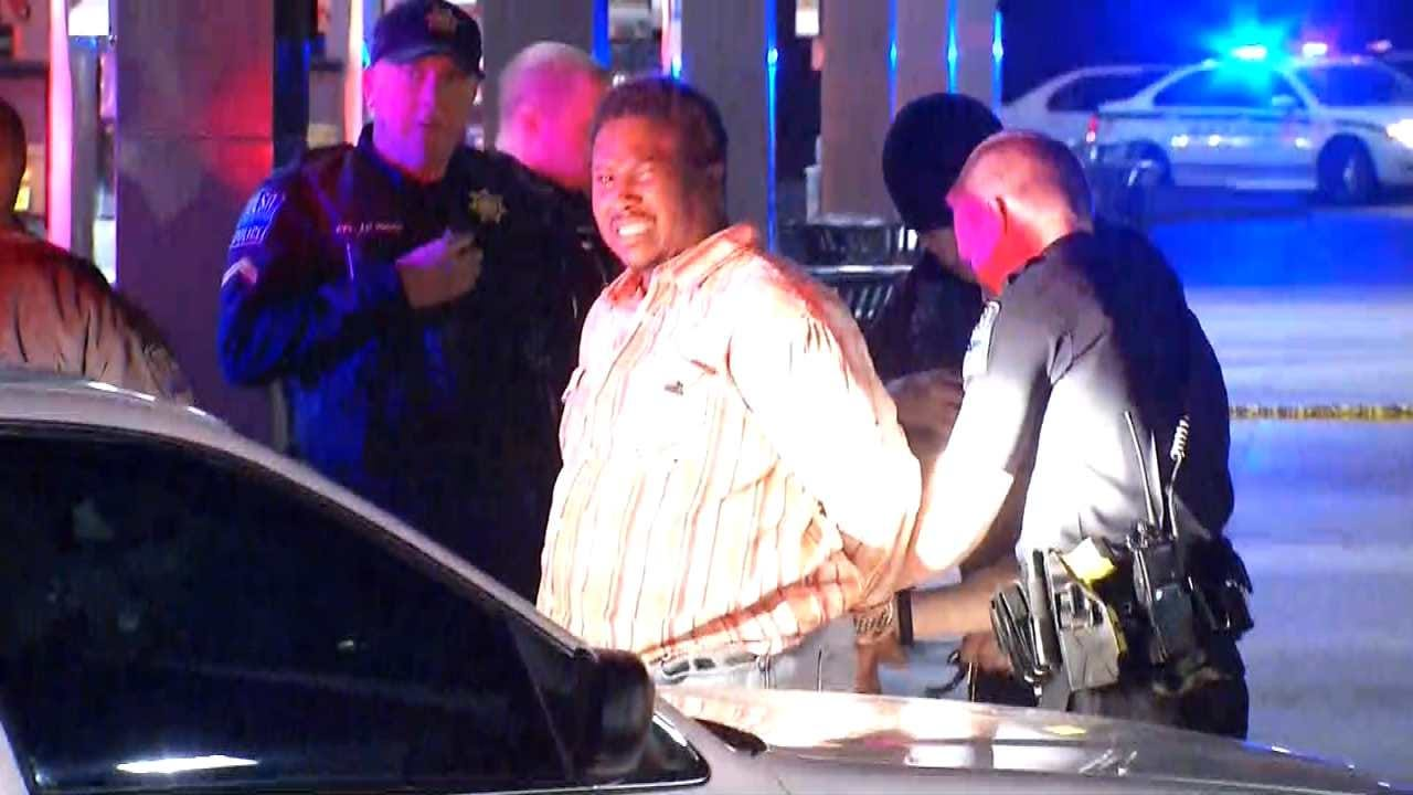 Tulsa Man In Police Custody After Chase