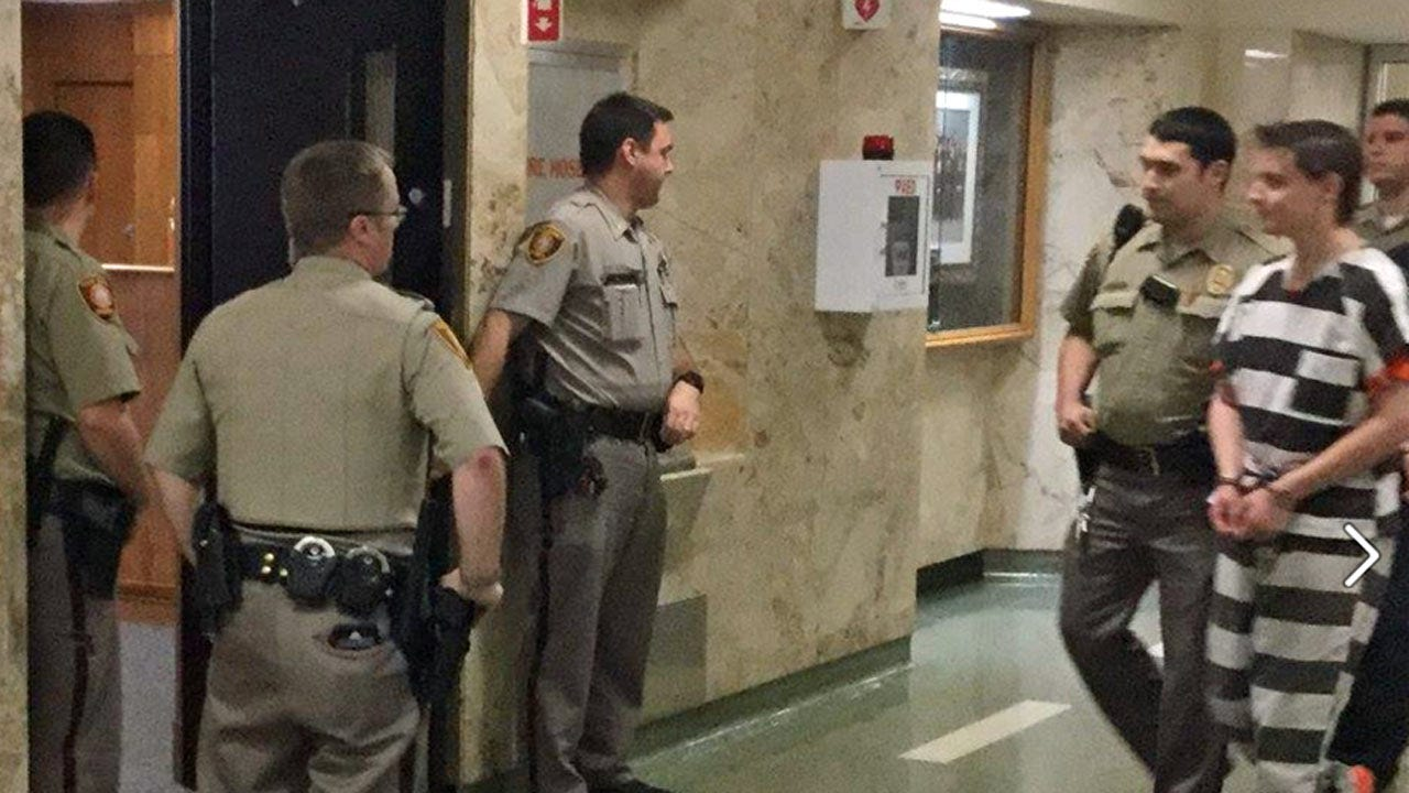 Testimony: BA Murder Suspect Robert Bever Wanted To Kill 100+ People
