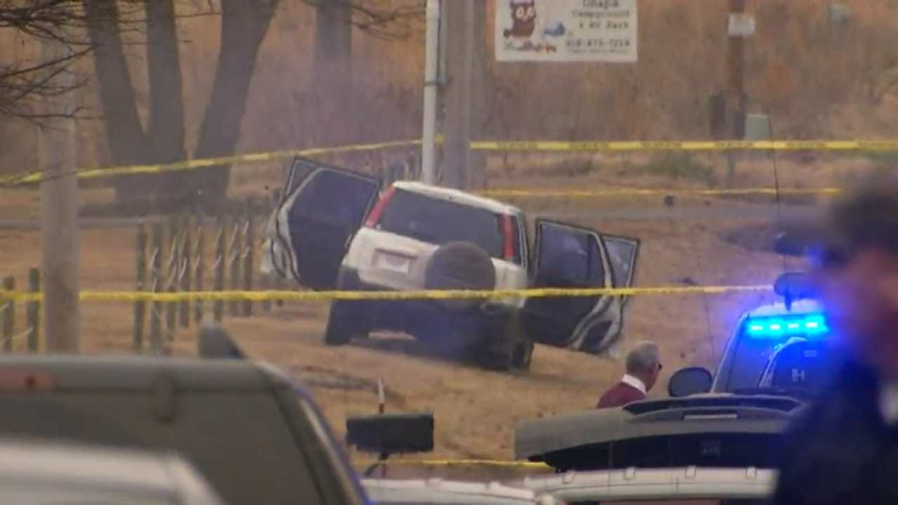 2 Dead, 2 Injured After Eufaula Bank Robbery, Shootout With Troopers