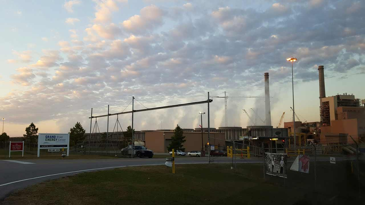 GRDA Says Worker Apparently Fell To His Death At Power Plant