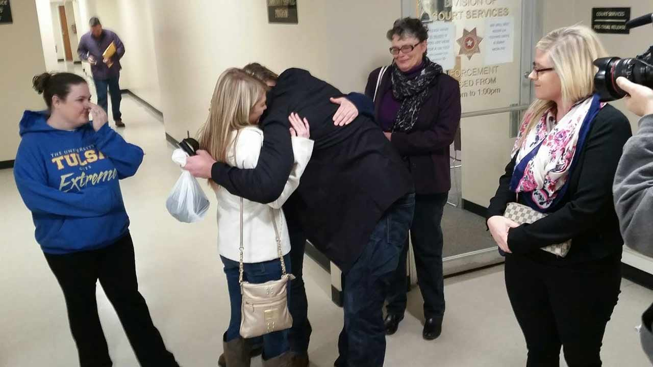 Steven Wade Jameson Released From Tulsa Jail