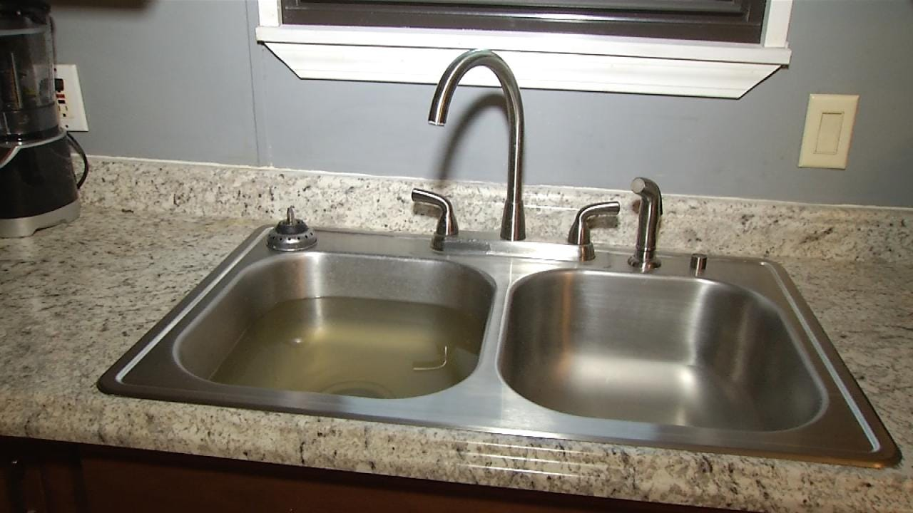Some Pittsburg County Residents Still Without Running Water