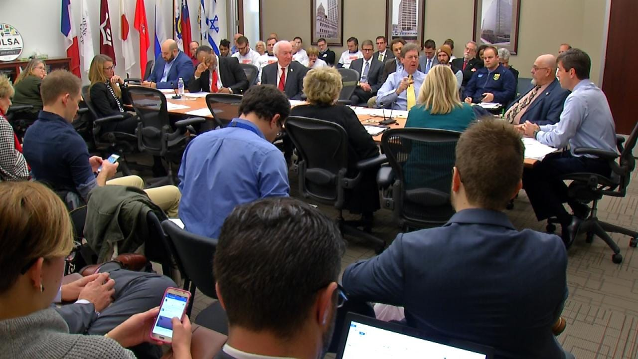 Tulsa Councilors Get Heated During Vision Renewal Meeting