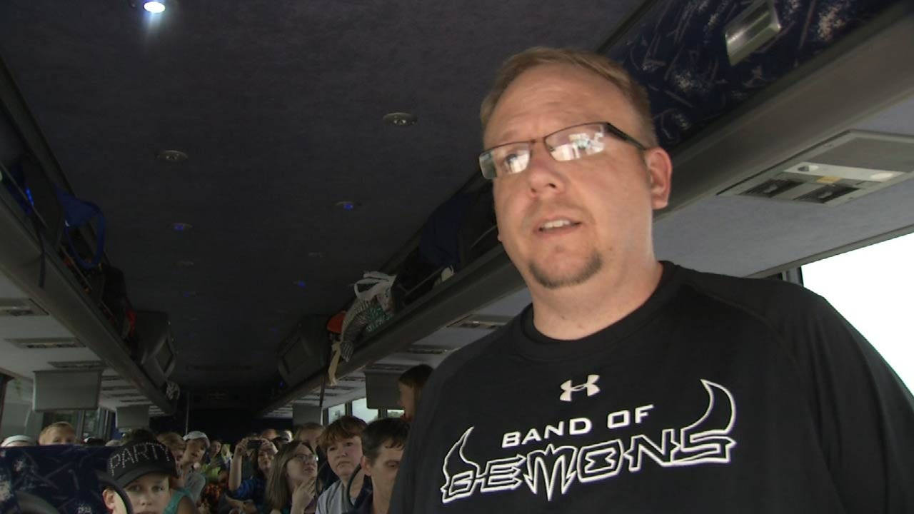 Beggs Band To Perform In Fourth Of July Parade In D.C.