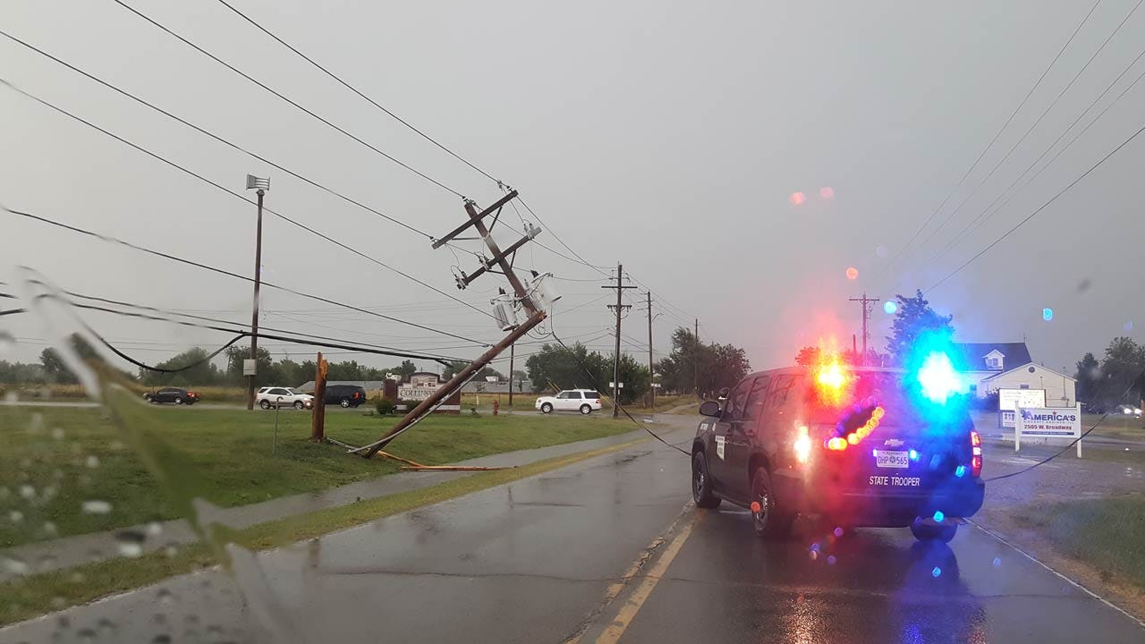 Collinsville Energy Says City Customers Still Without Power