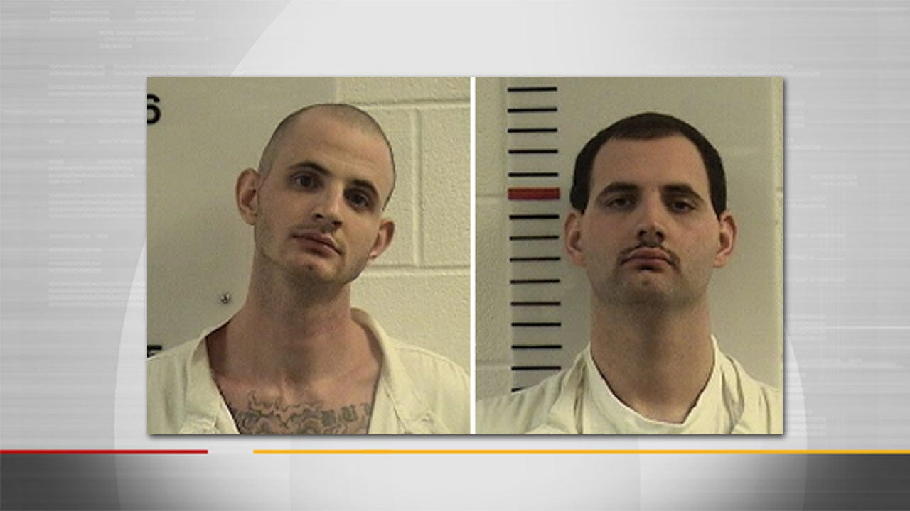 Thacker Brothers Sentenced To Life For 2010 Oklahoma Murder
