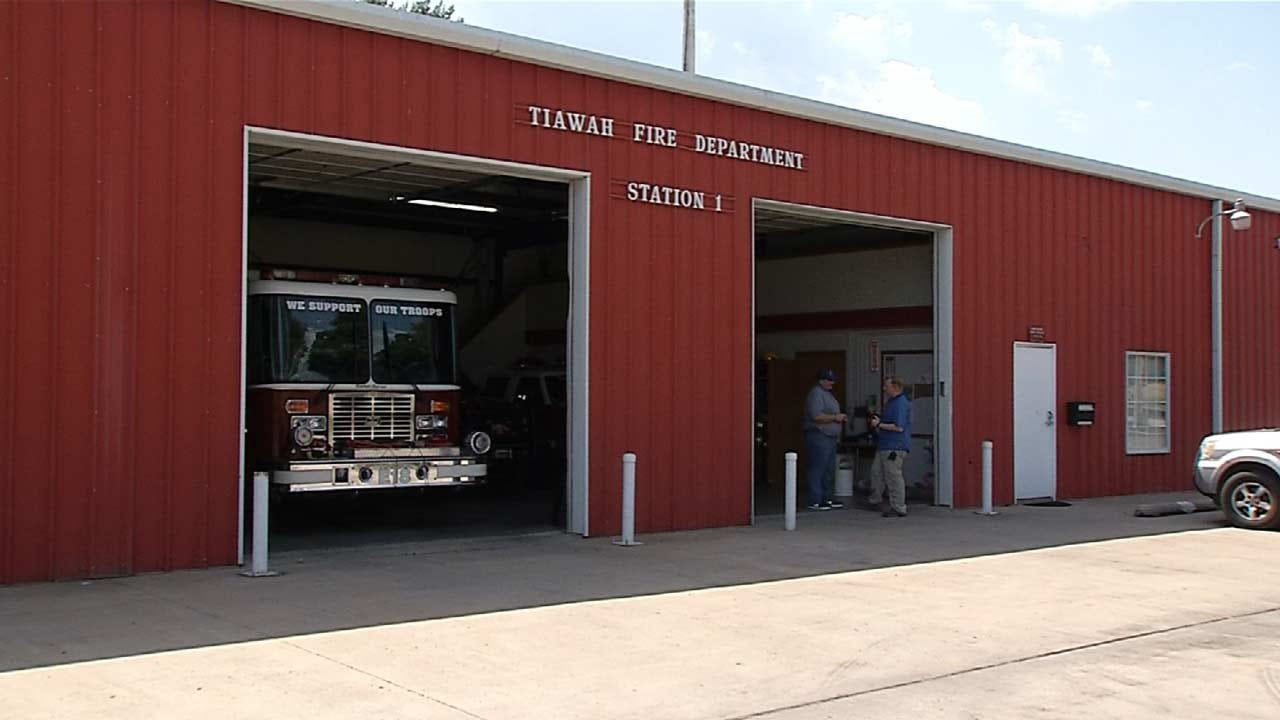 Tiawah Fire Department Selling Fireworks To Raise Money