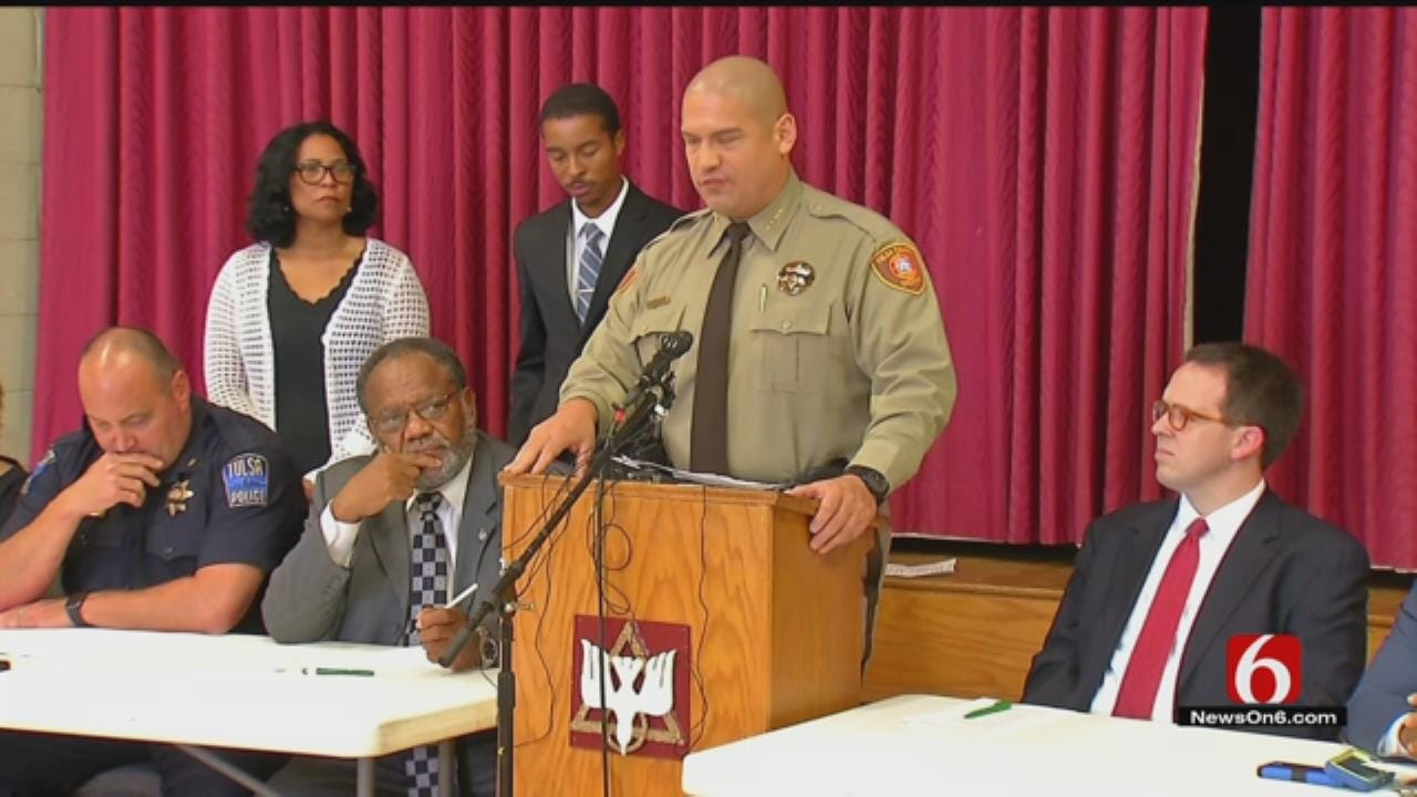 Tulsa Leaders Unite To Discuss Race Relations