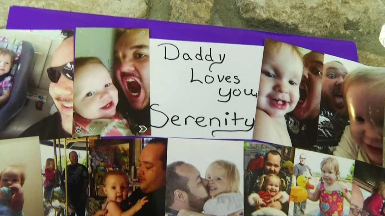 Family, Friends Honor Tulsa Homicide Victim