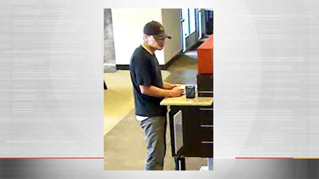 Man Robs Tulsa Bank Of Oklahoma
