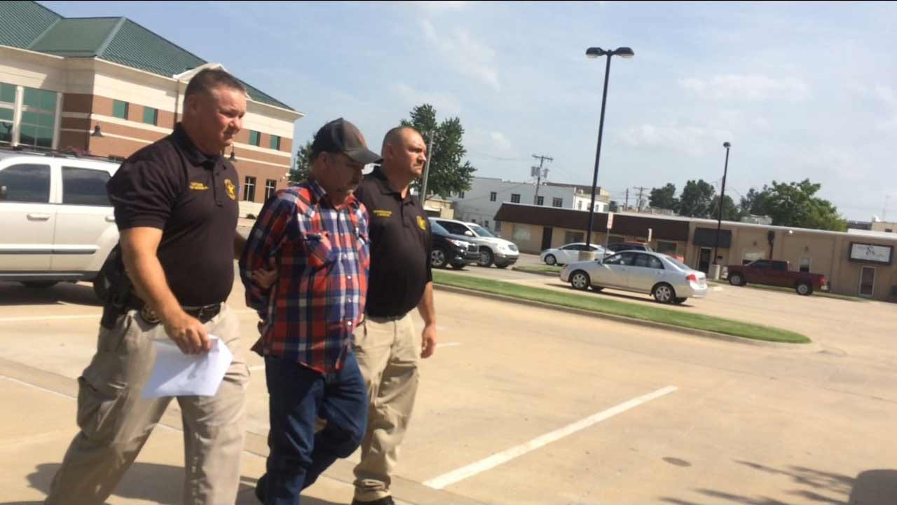 Mayes County Man Arrested For Child Sexual Abuse, Lewd Molestation