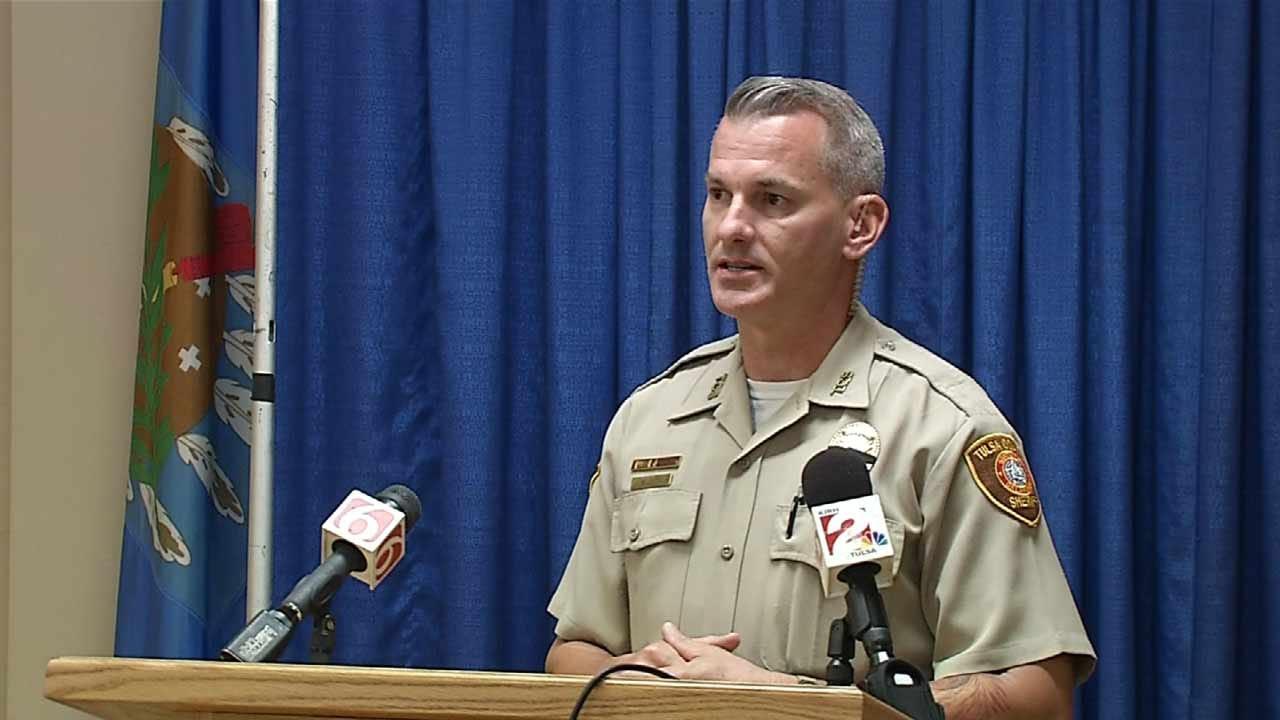 Nearing Return, Tulsa County Reserve Deputy Glad 'Good Old Boy' System Gone