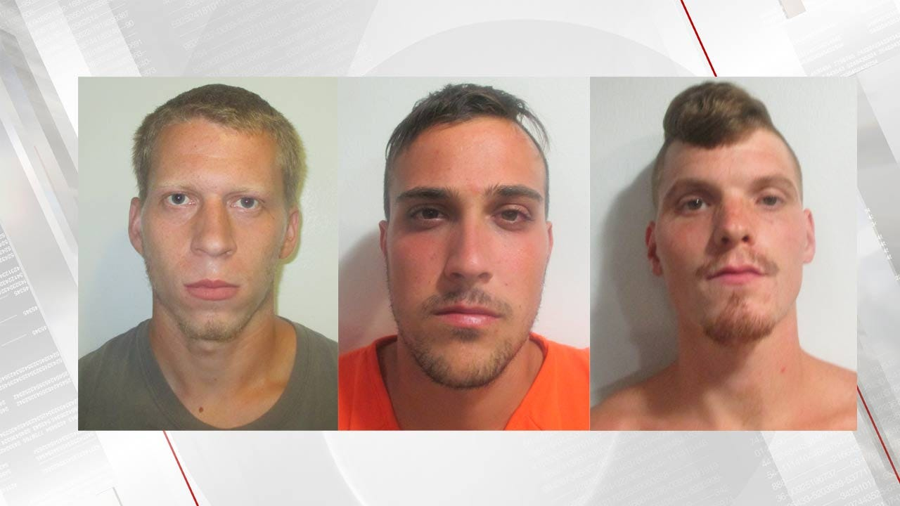 Sequoyah County Sheriff's Office Arrests 3 Connected To Missing Hiker