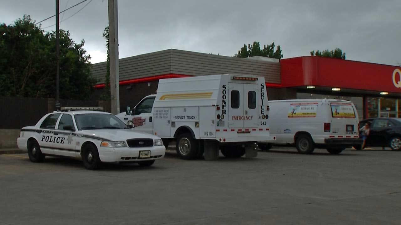 Tulsa Police Recover Stolen Business Truck, Make Arrest