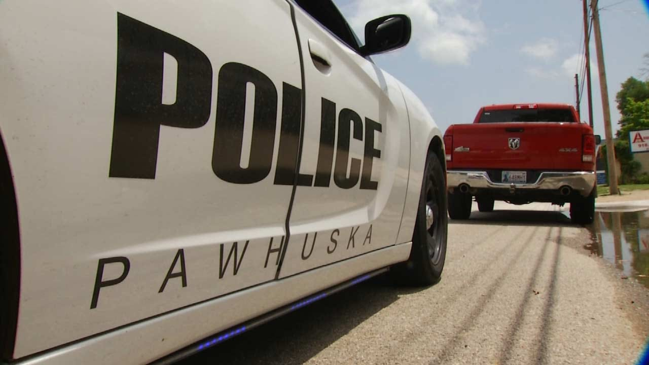 Videos Show Pawhuska Police Are More Than A Badge