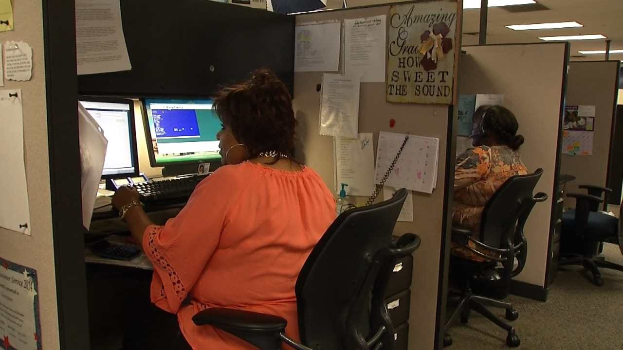As Largest In Nation, Muskogee VA Benefits Office Works To Aid Veterans