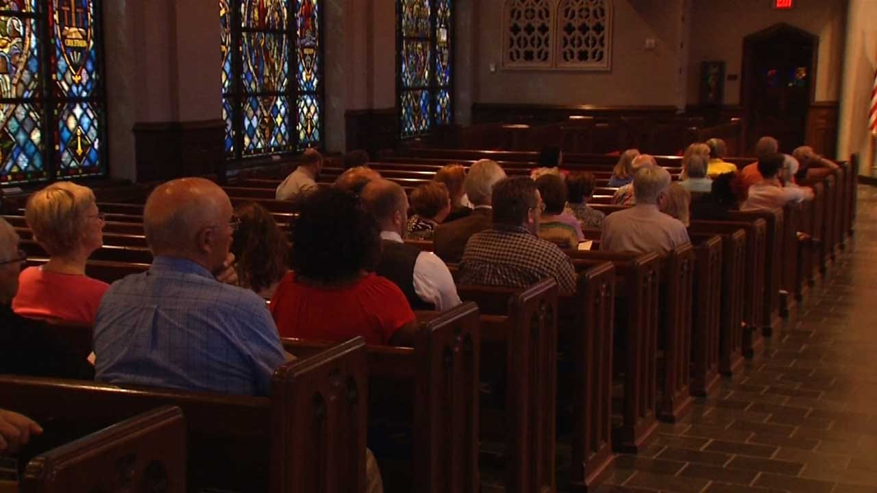 City-Wide Prayer Brings Tulsans Of All Faiths Together