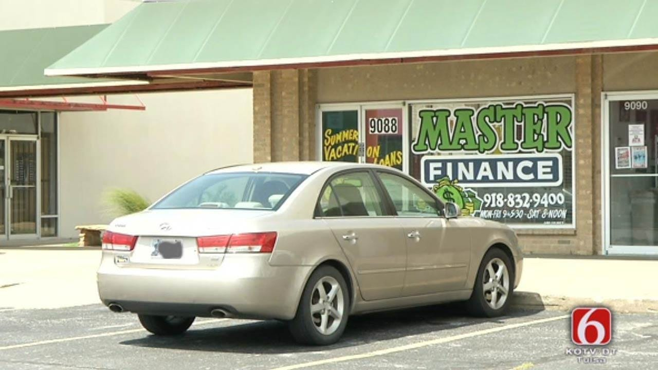 Police: Attempted Armed Robbery At Tulsa Business