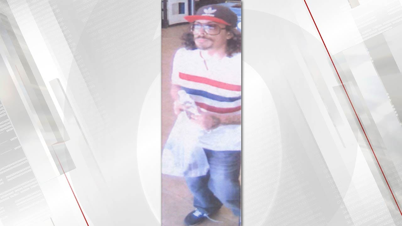 Tulsa Cell Phone Theft Suspect Sought By Police