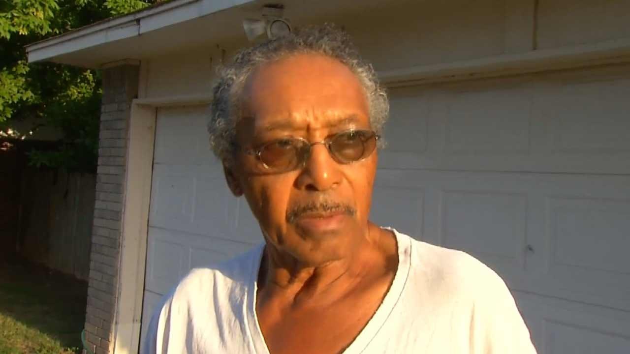 Tulsa Gardener Threatened, Robbed At Gunpoint