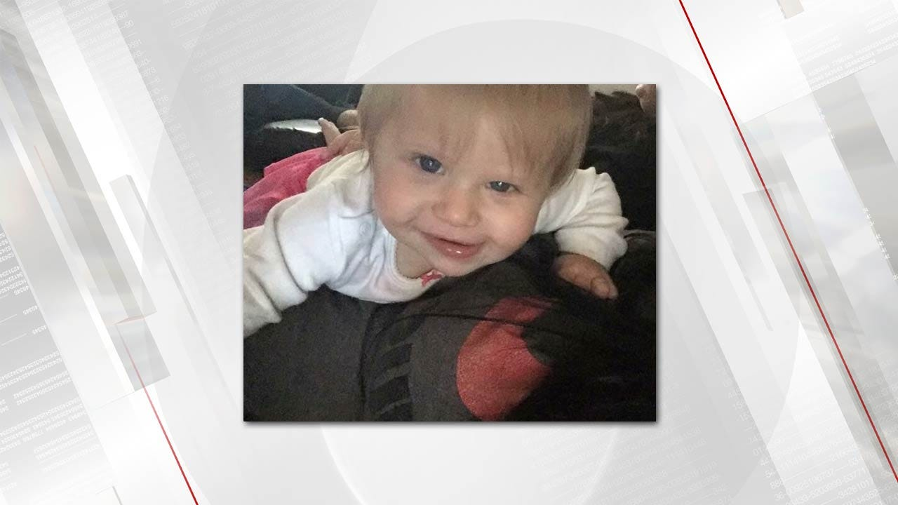 Krebs Police Arrest Dad After Finding His 2-Year-Old Daughter's Body