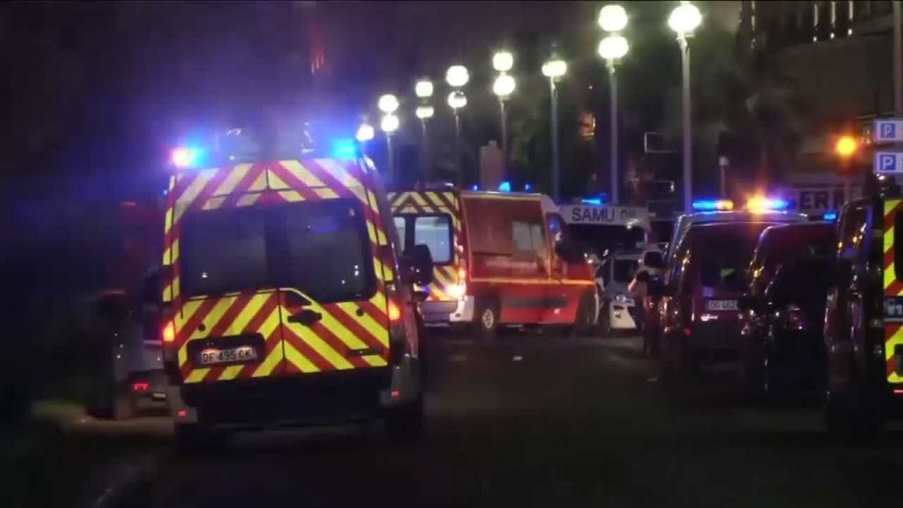 Texas Father, Son Among Dead In Nice, France Attack
