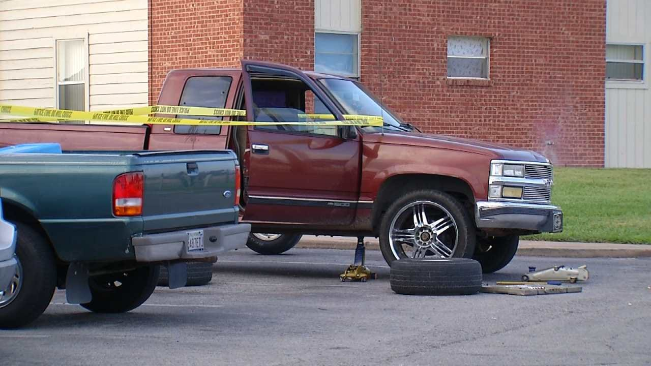 Man Shot In Tulsa Apartment Complex Parking Lot