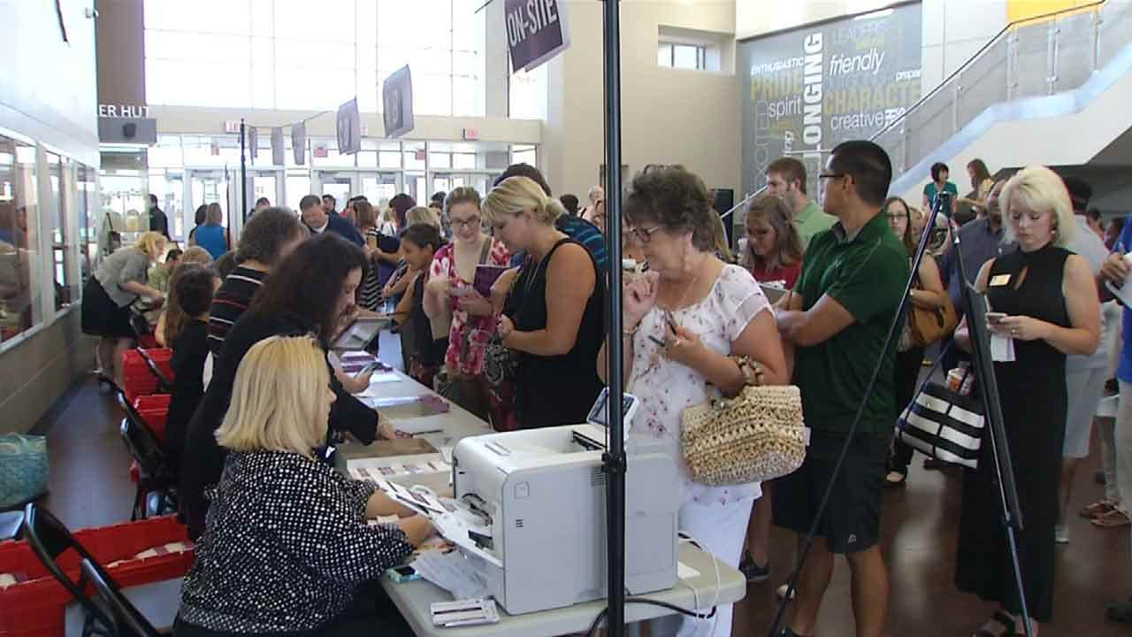 Hundreds Attend Education Conference At BA High School