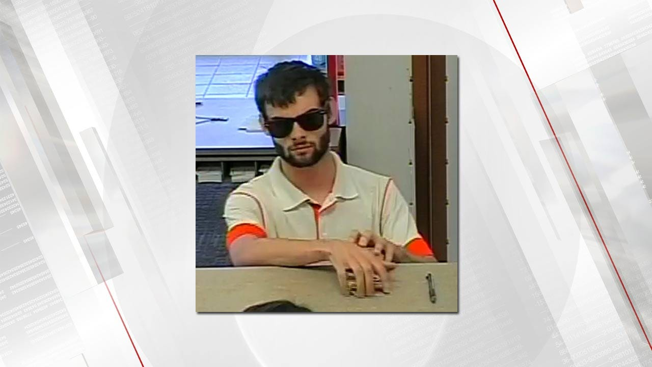 Man Robs Bank Of America In Tulsa