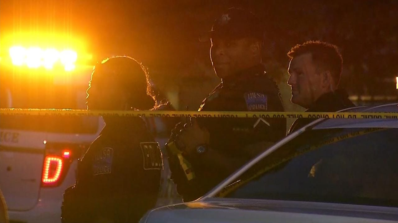 Police: Man With Knife Shot, Killed By Tulsa Officer