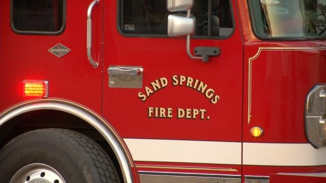 Elderly Sand Springs Woman Falls Down Well - And Helps Rescue Herself