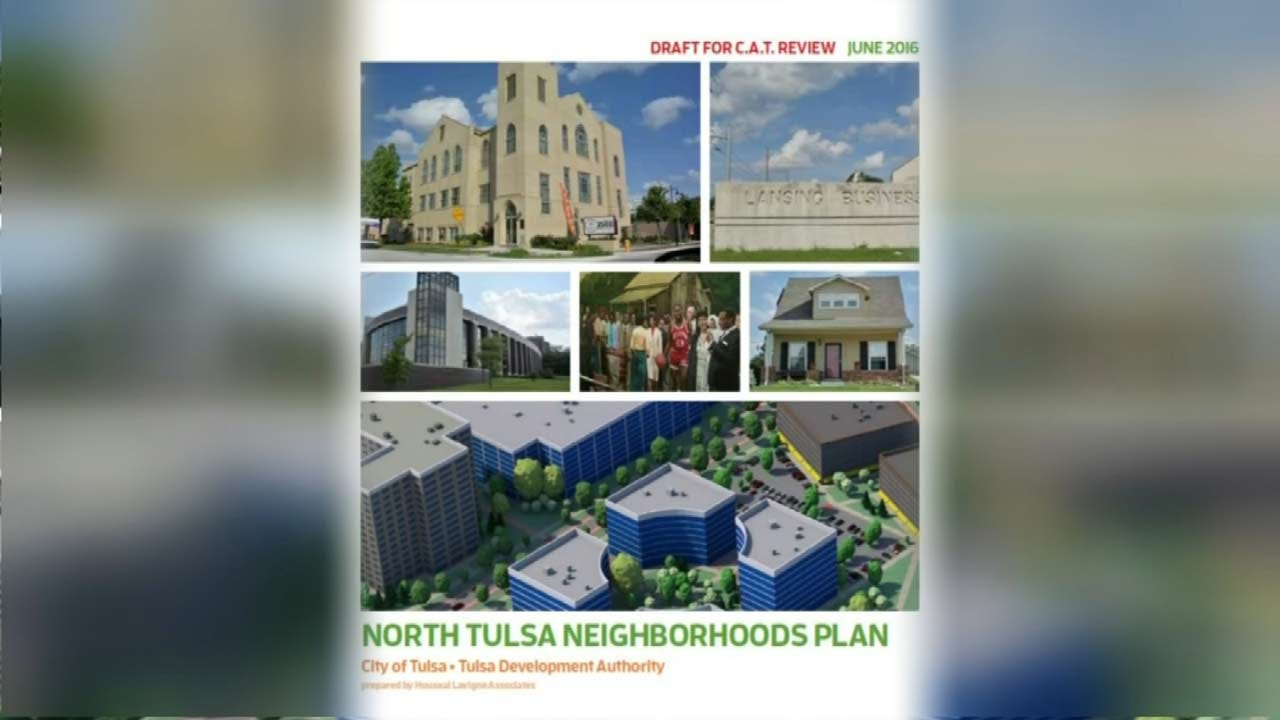 Neighbors Weigh In On Plan To Improve North Tulsa Neighborhoods