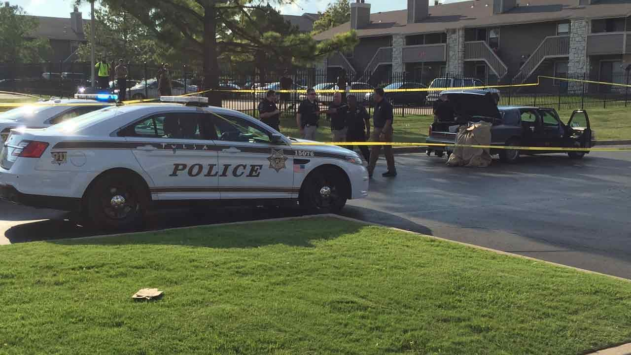 TPD: Robbery Suspect In Custody Following Short Chase
