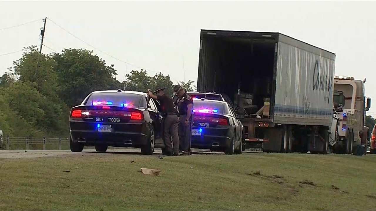 Depew Couple Killed In Okmulgee County Crash