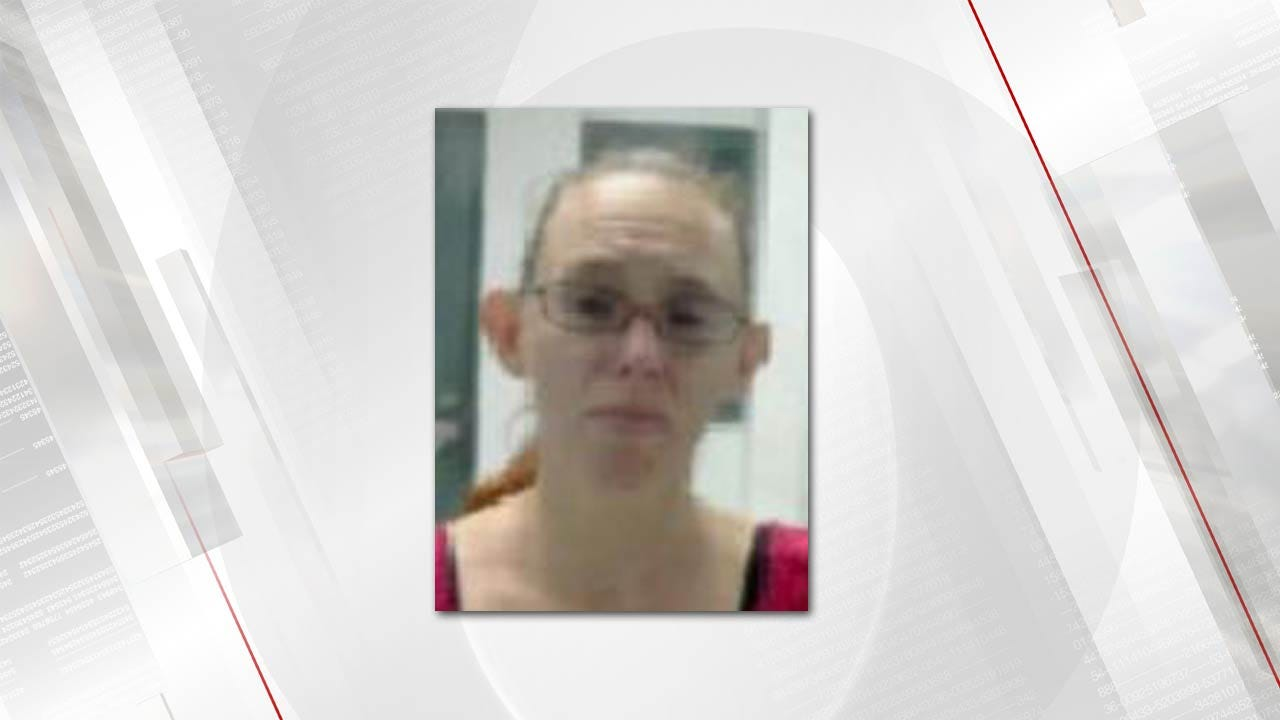Muskogee Woman Found In State Of Undress Arrested On Drug Complaints