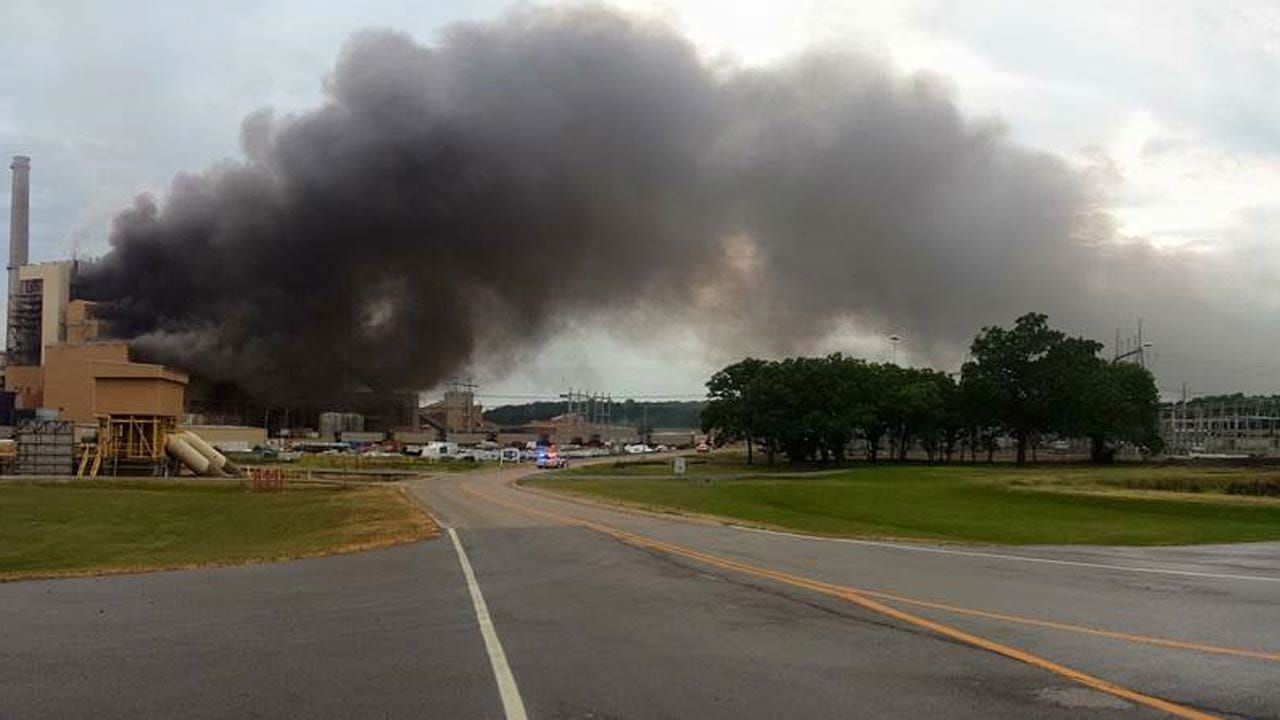 Repairs To Chouteau GRDA Plant May Take A Year Due To Extent Of Fire