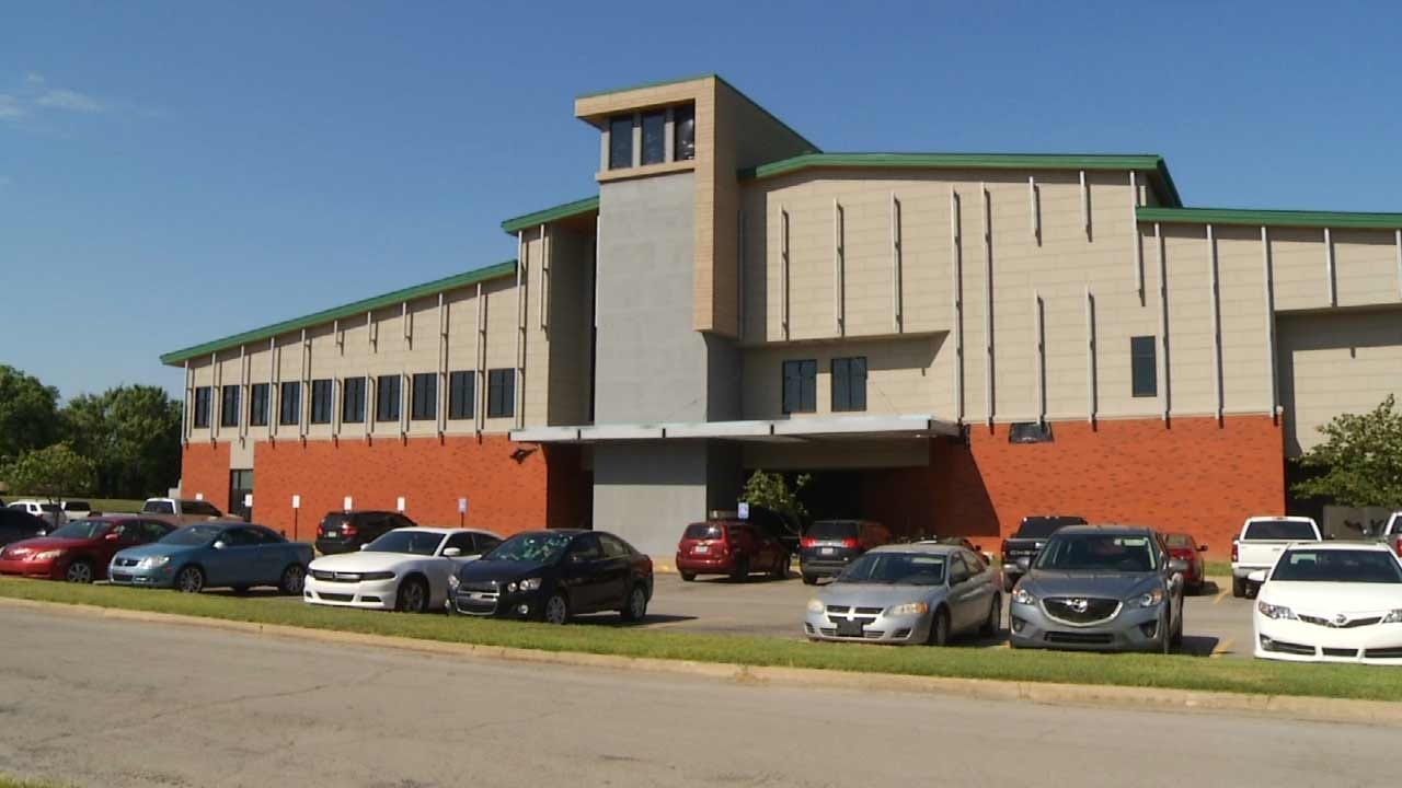 Construction Almost Complete On Second Floor Of Cherokee Nation Building