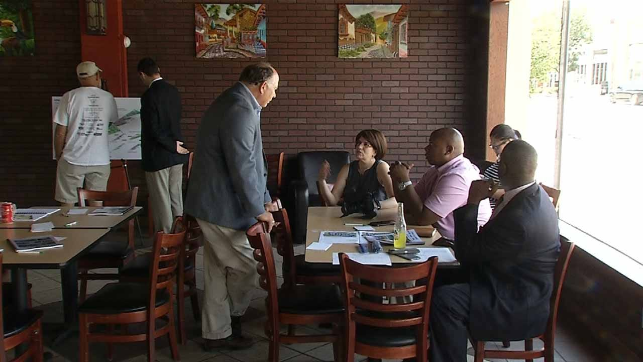 Neighbors Look At Proposed Plans To Improve Kendall-Whittier District
