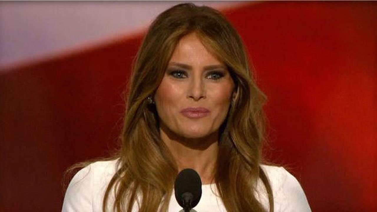 Speechwriter Takes Blame For Plagiarized Melania Trump Speech