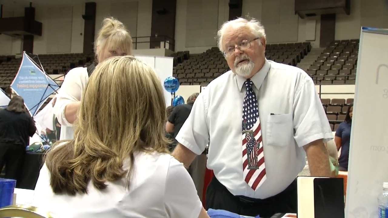 Muskogee Job Fair Gives Veterans More Opportunity