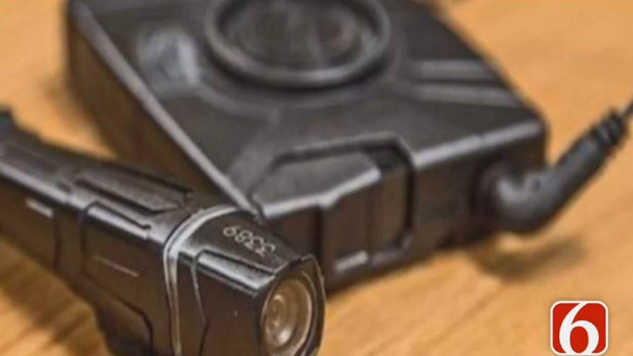 Tulsa Gets Federal Grant To For Police Body Cams