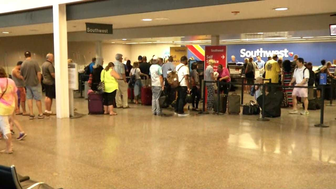 Tulsa Kidney Donor Impacted By Southwest Flight Delays