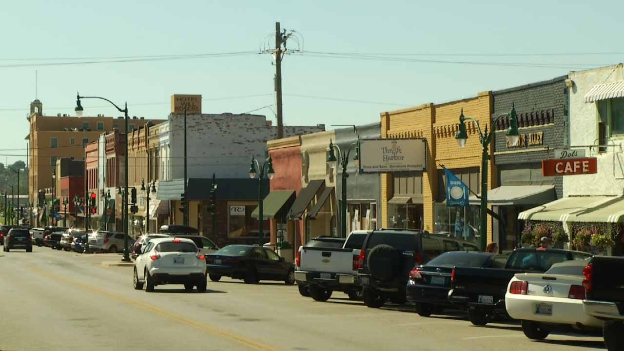 Downtown Claremore On Way To Becoming National Historic District