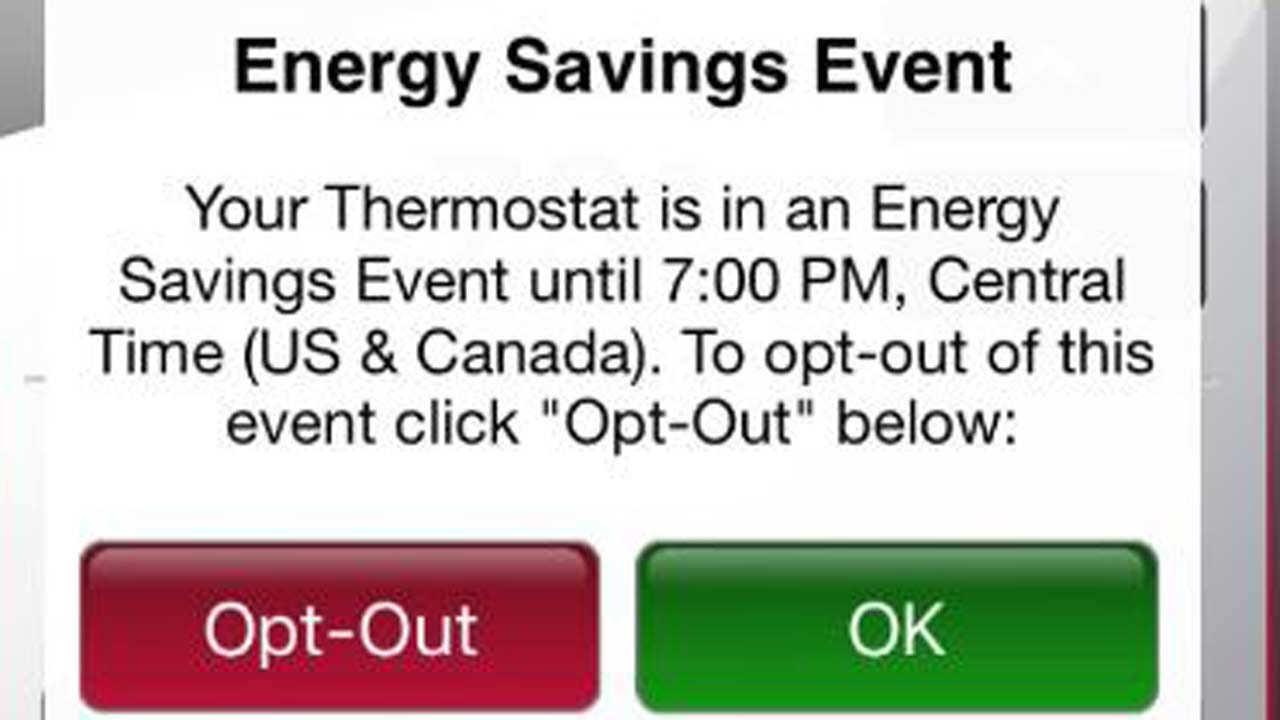 Excessive Heat Triggers PSO 'Energy Savings Event'