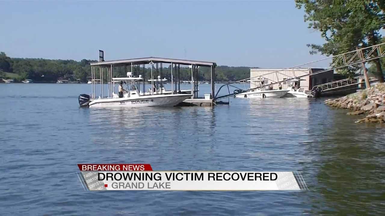 GRDA: Man Who Drowned At Grand Lake Identified