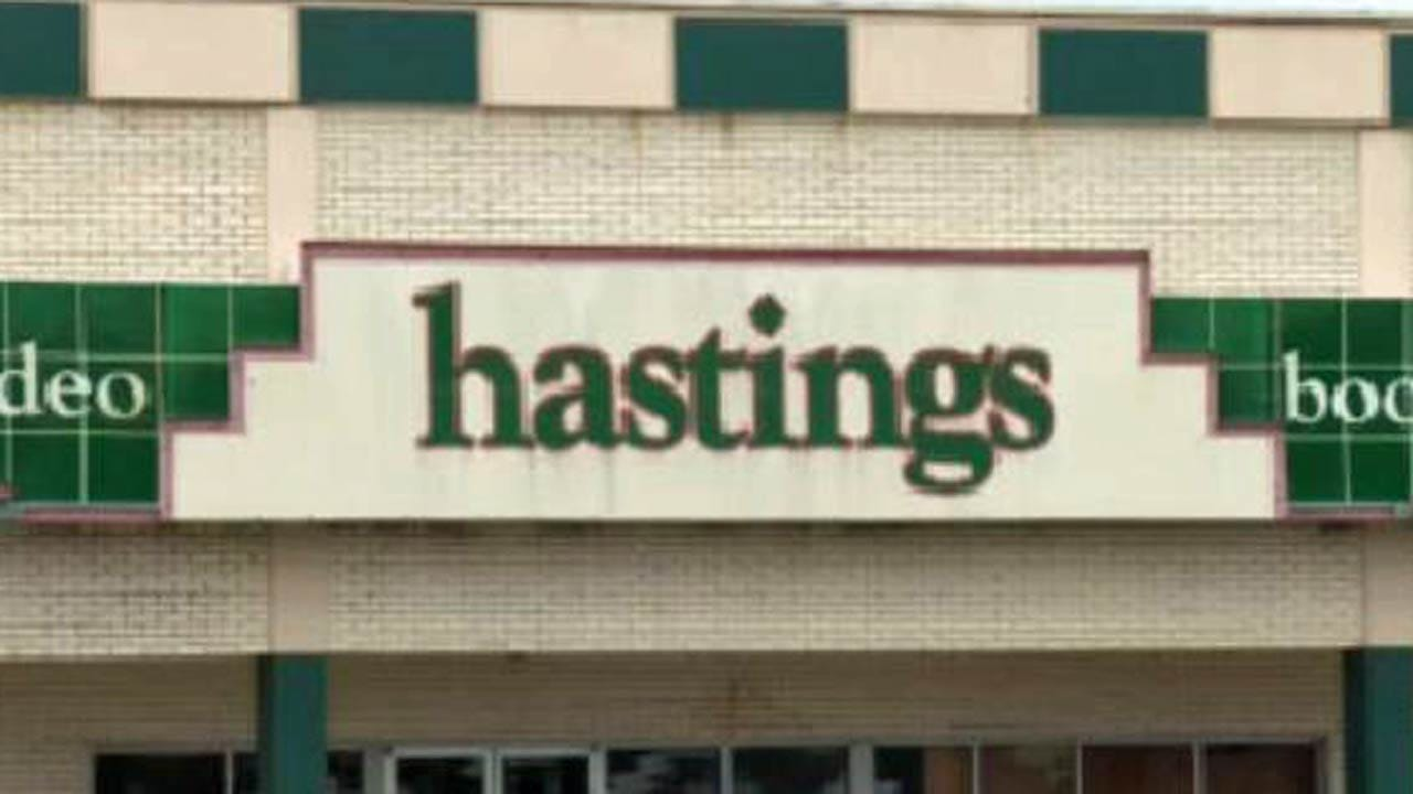 Hastings To Close Stores, Including 11 In Oklahoma By October 31st