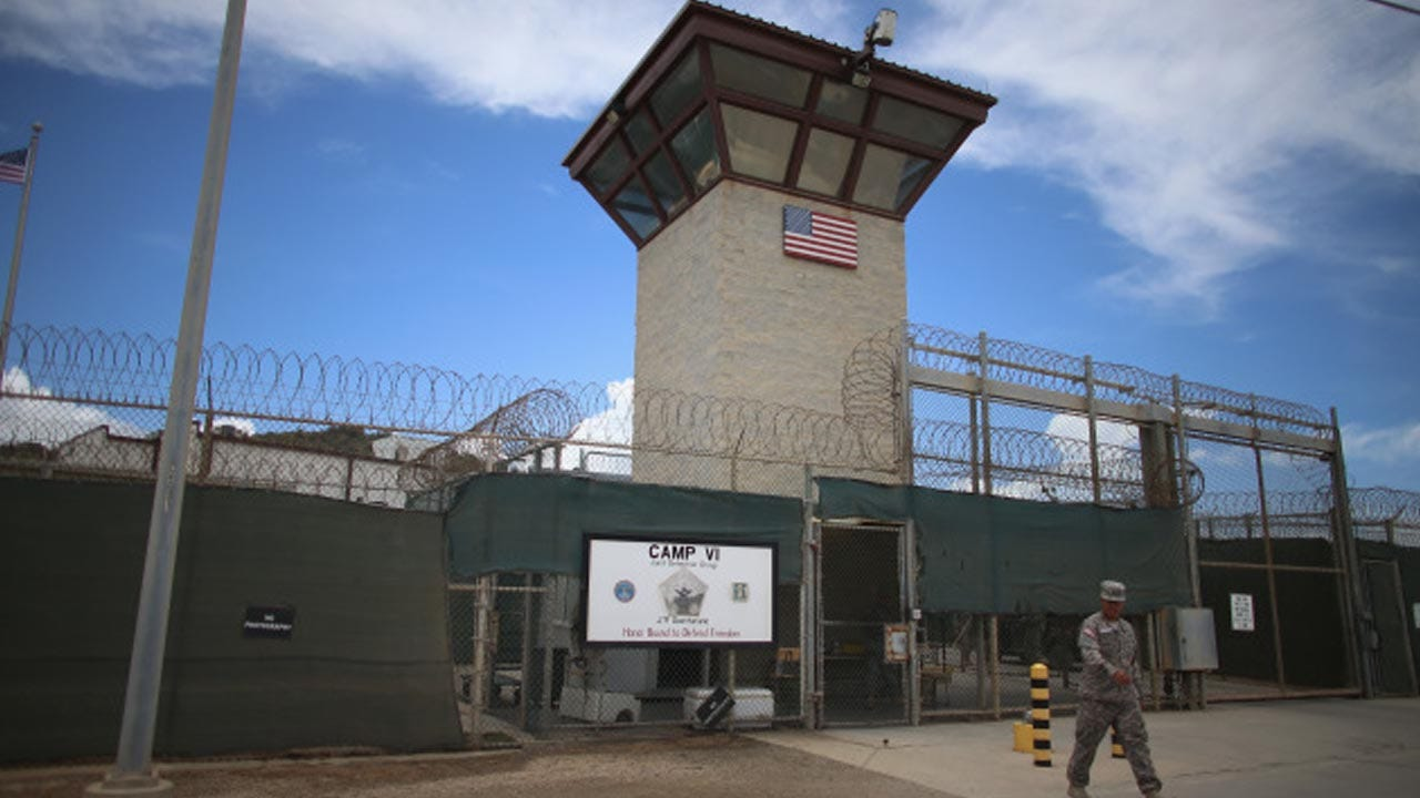 Kansas AG Sues To Get Guantanamo Bay Records
