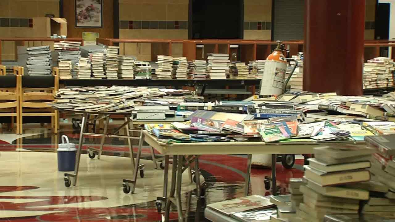 Owasso Community Helping High School Deal With Water Damage