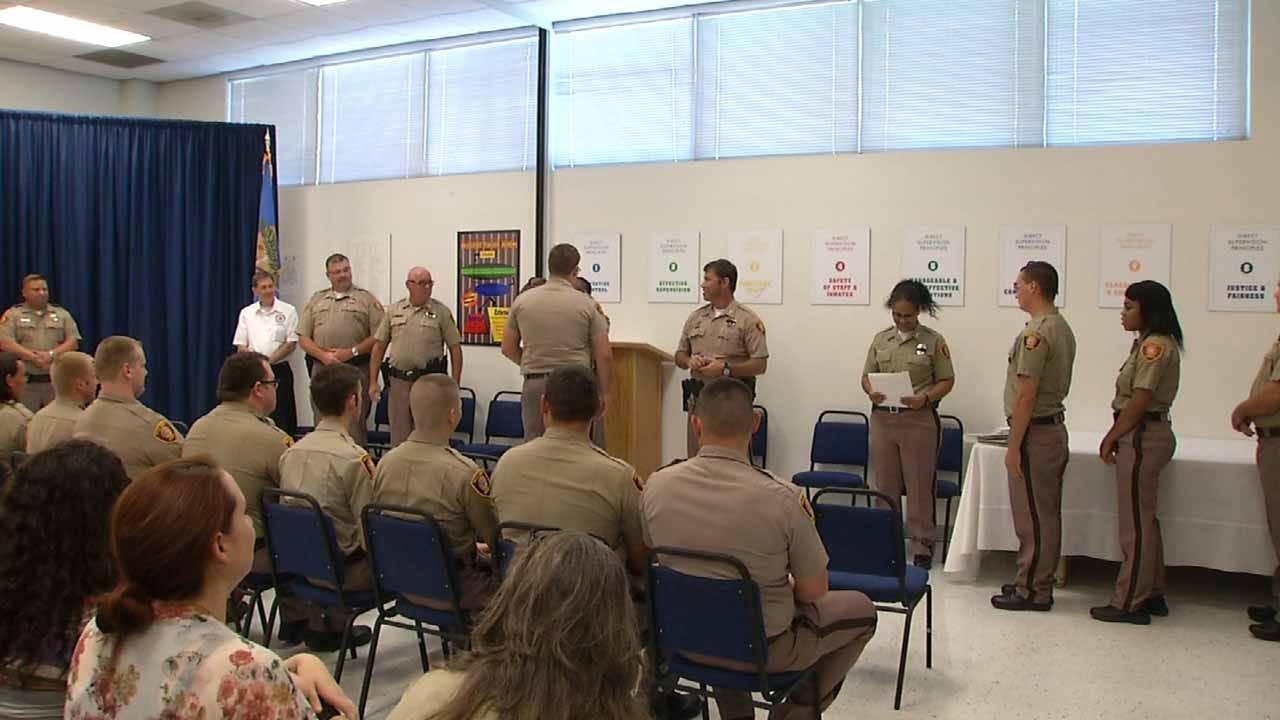 TCSO Graduates New Cadets