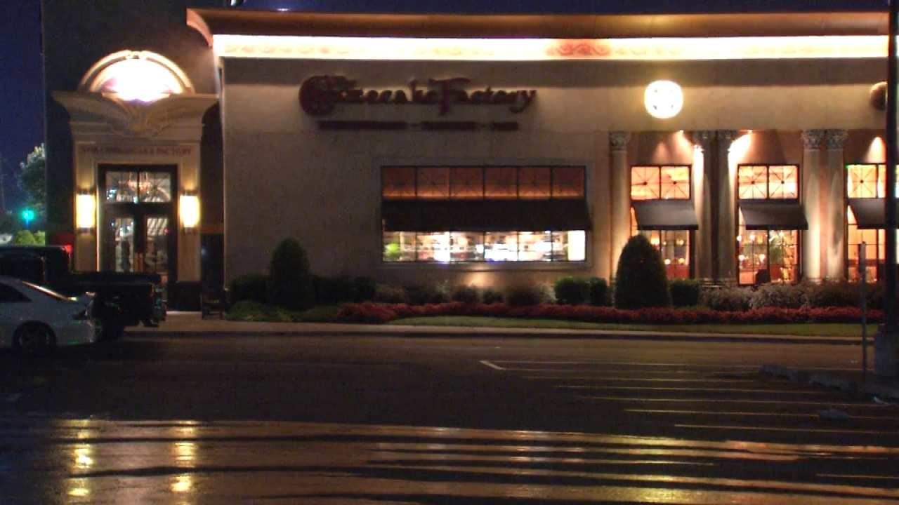 Tulsa Restaurant Employee Robbed After Leaving Work